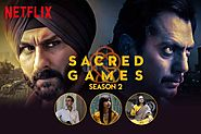 Download Sacred Games season 2 Movies Couch Tv series
