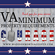 Contentle ‒ Item «VA Mortgage Minimum Property Requirements For Veterans»