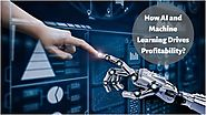 How AI and Machine Learning Drives Profitability?