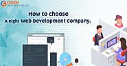 Website Design Company and Steps to Hire One