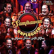 Listen to Samjhawan Unplugged Songs by Rahat Fateh Ali Khan, Jawad Ahmad - Download Samjhawan Unplugged Song Online O...