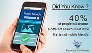 Importance Of Mobile Friendly Websites