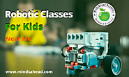 Robotic Classes For Kids Near Me