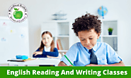 English Reading and Writing Classes