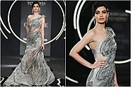 Diana Penty Shines on Ramp at India Couture Week 2019 for Gaurav Gupta Show - Daily News India | Breaking News, Lates...