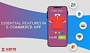 10 Essentials to Build Award Winning E-commerce Mobile App