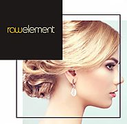 The Best Women Hair Salon Service Of Raw Element In Carlton