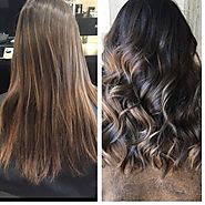 How To Choose A Hair Salon For Curly hair extensions Melbourne?