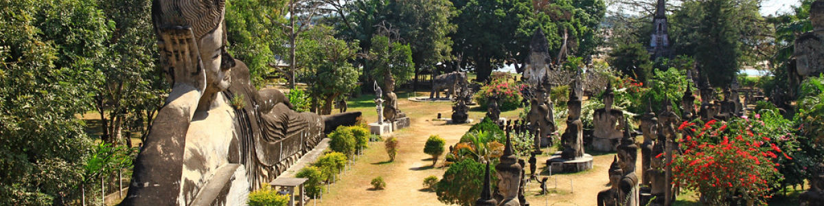 Headline for Unusual Things to Do in Laos - Alluring Sightseeing Highlights