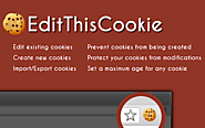 EditThisCookie – Cookie Manager