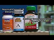 Vitamin Rundown at HEALTHY PLANET CANADA