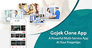 Gojek Clone App – A Powerful Multi-Service App at Your Fingertips