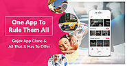 Gojek Clone - Smart app for all services