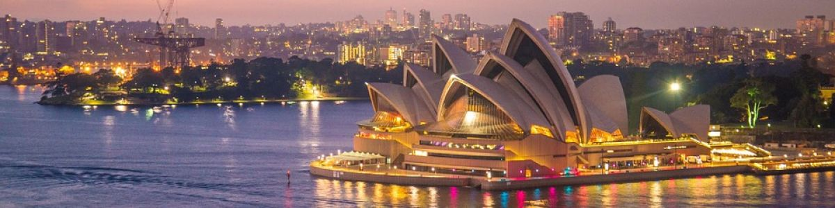 Headline for Top 10 places to visit in Sydney – fascinating encounters