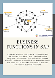 Business Functions in SAP