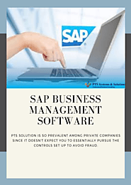 SAP Business Management Software