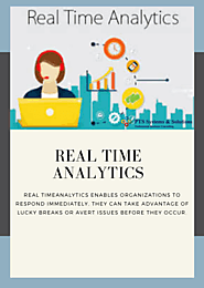 Real TimeAnalytics