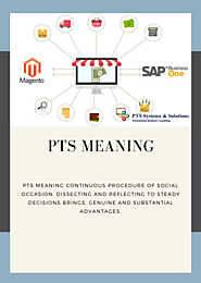 PTS Meaning