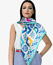 Choose Among the Latest Printed Scarf Designs to Match your Outfit