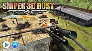 Sniper 3D Rust - Top Sniper games for Android, iPhone and iPad