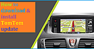 Technology Update: How to download & install TomTom update