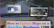 Gps-Updates: How to Update Maps on a Magellan Roadmate 1700