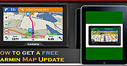 Gps-Updates: How to get a free Garmin Map Update