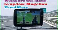 Gps-Updates: What are the steps to update Magellan RoadMate