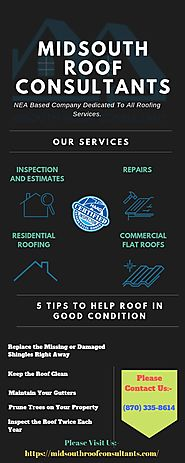 Find the best Roofing contractors, Companies and Roof Repair At Jonesboro, AR