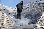 Preventions and Methods for Removing Snow from the Roof