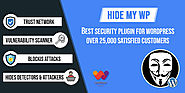 Hide My WP - Amazing Security Plugin for WordPress! by wpWave | CodeCanyon