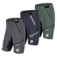 Details about  MTB Mens Shorts Downhill Off Road Bike Cycling Training Mountains Casual Biking