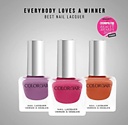 Colorbar Matte Nail Paint Colors
