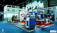 Best Stall Designers for PMEC India Exhibition