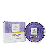 Best CBD Topical Salve For Migraine by CBD•TRU