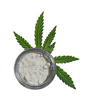 Pure CBD Crystalline Isolate Powder by CBD•TRU