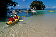 Abel Tasman Coastal Track, South Island