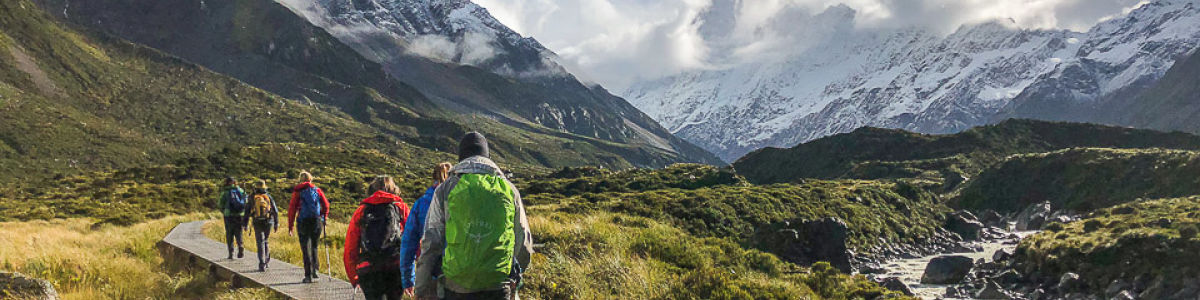 Headline for The 10 Great Walks of New Zealand