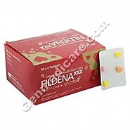 Buy Fildena XXX Pills | Fildena Fruit Chew 100mg Reviews, Side Effects