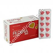 Fildena 120 | Fildena Strong 120mg Reviews, Price, Side Effects