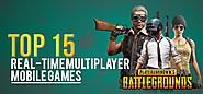 Top 15 Online Multiplayer Games | Redbytes Software