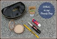 Color and Glitter: Take Care Tuesdays!! What's in my Beauty Bag!