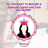 Be a Featured Expert on PinkDesk