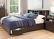 For people who are sleeping in an inclined position, they may not like the platform bed.