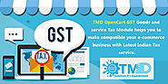 OpenCart GST Module & Extension for India GST | TMD