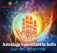 Astrology Consultant in India - (+91)-9872071798 - Pandit R K Sharma