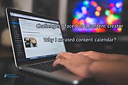 The Biggest Challenges I Faced As a Blogger. Why I Created Content Calendar? - Fresh Proposals