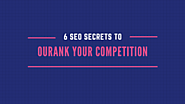 How to Outrank your SEO Competitors? - Fresh Proposals