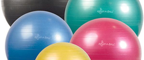 Headline for Best 20 Stability Balls - Review of Top Fitness Balls
