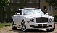 Hire The Bentley Mulsanne Hire in London To Make Your Wedding Special